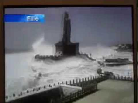 Tsunami hits Solomon Islands