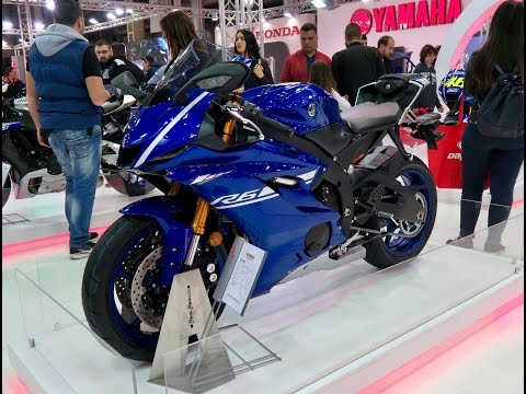 NEW 2018 Yamaha YZF-R6