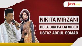 Nikita Mirzani Unggah Video UAS saat Ceramah sambil Tertawa