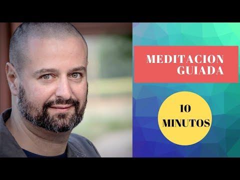 Meditacion Guiada 10 Minutos (decretos Y Afirmaciones)