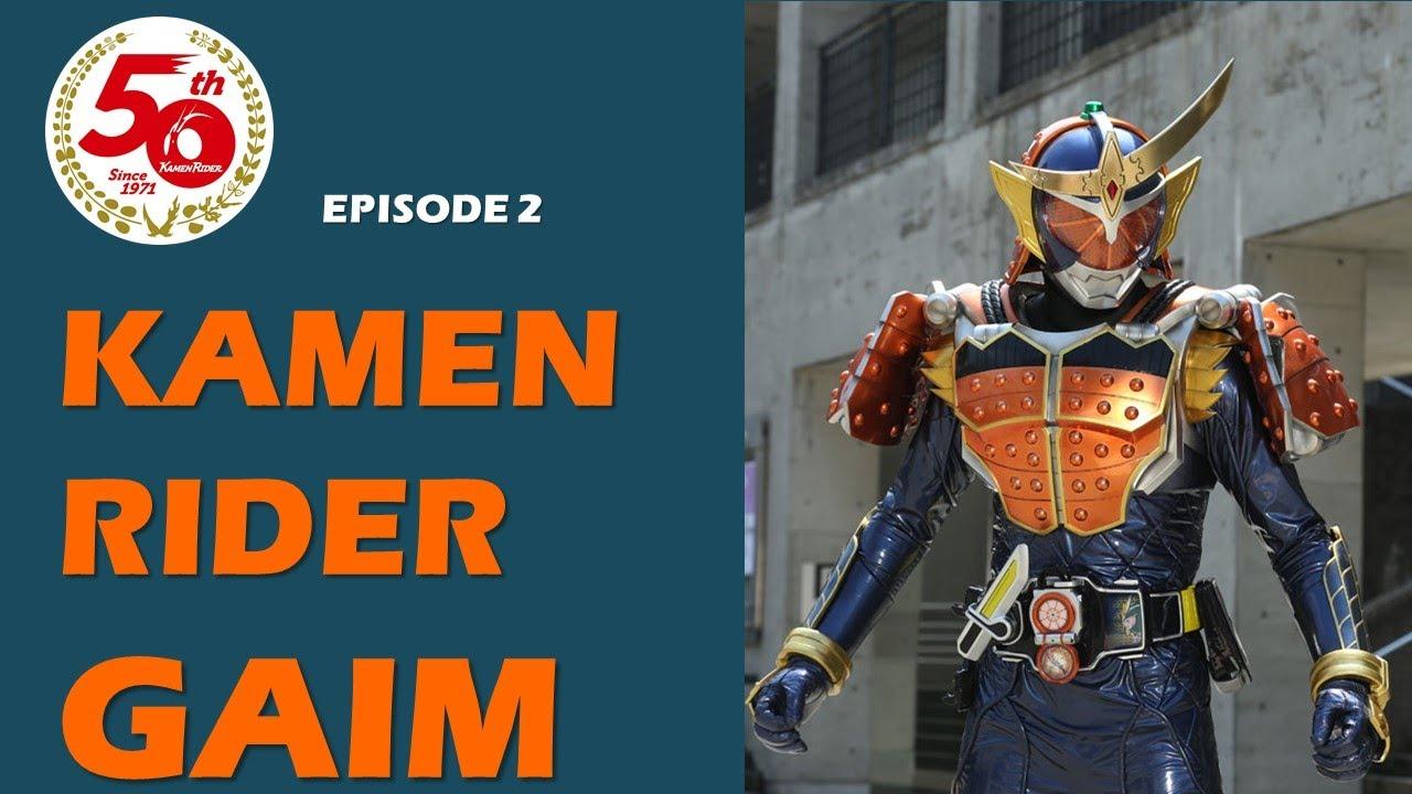 Download KAMEN RIDER GAIM (Episode 2)