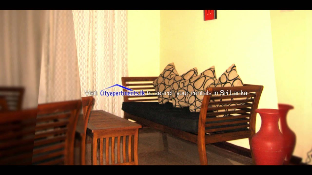 Fully furnished luxury apartment for rent in colombo 6 for Bedroom designs sri lanka