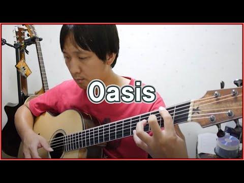 Kotaro Oshio - Oasis (cover)