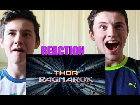 Thumbnail: Thor: Ragnarok Comic Con Trailer: Our Reaction