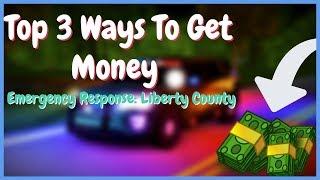 Roblox - France Top 3 façons d'obtenir de l'argent rapidement dans l'intervention d'urgence: Liberty County (Lire Desc)