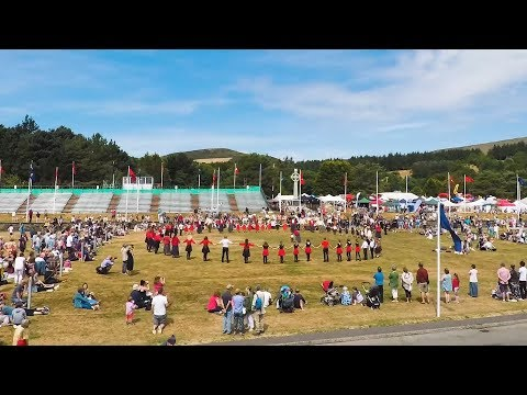 Tynwald Day Time-lapse, 2018: The Grand Manx Dance