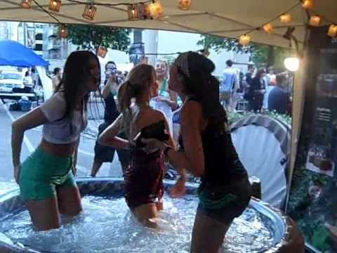 softub hot tub makes big splash at pride toronto july 2011wmv