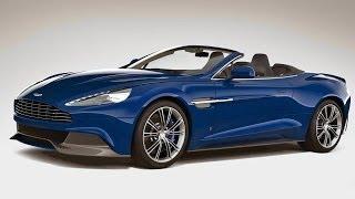 Aston Martin Vanquish Volante Neiman Marcus Edition 2014 Videos