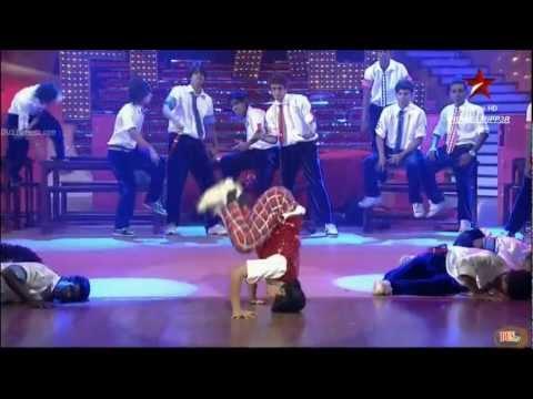 Ankan Sen school boy performance