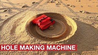 HOLE MAKING MACHINE