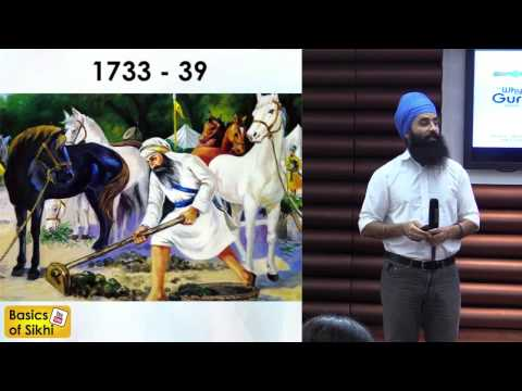 TWGC Topic #8 Part B - The Misl period - 1708 to 1801