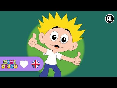 Children's Songs   Cartoon   CHU CHU WA   Minidisco