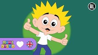 Kinder Lieder | Cartoon | CHU CHU WA | Minidisco