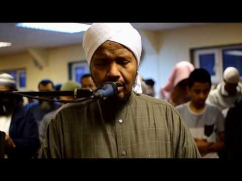 New Recitation by Shaikh Abdur Rashid Bin Ali Sufi