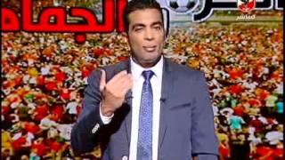 """شادى محمد """"المسئولين جعلوا من مباراه كره قدم تمثل هيبة دولة"""""""