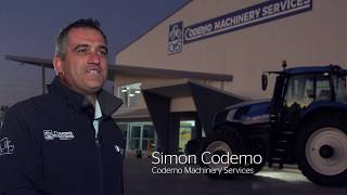 Ag Tyres & Wheels   Codemo Machinery Services   Oct 2019