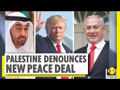 Palestine Calls For Arab League Meeting   Calls UAE Deal A 'betrayal'