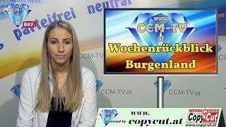 18. 10. 2017 - Wochenrückblick Burgenland - CCM-TV.at
