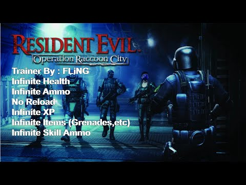 Resident Evil Operation Raccoon City + Cheat Part.1 Sub.Indo