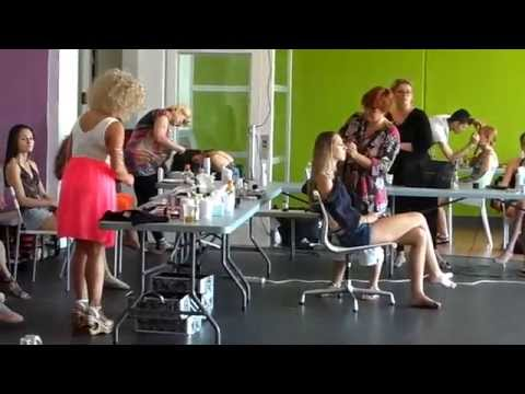 Backstage Miss, Mister Miss Teen Luxembourg 2015