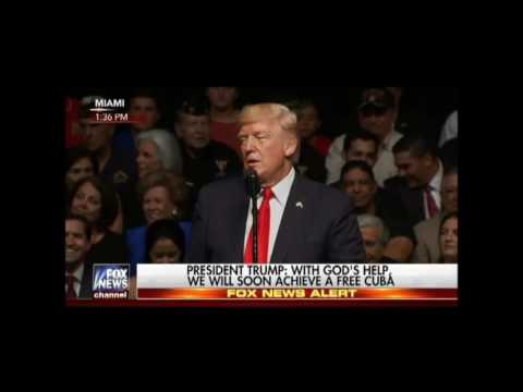 POTUS and VP Deliver Remarks at Cuba Policy Announcement Event