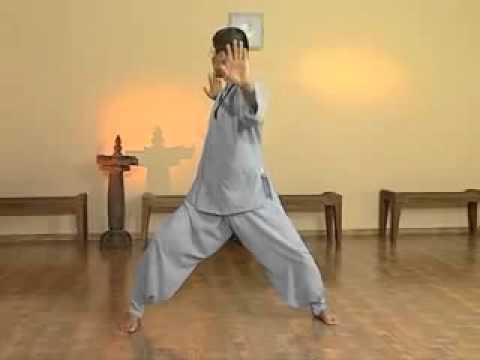 Учение Сан Дао _ Накопление энергии -  древняя даосская практика