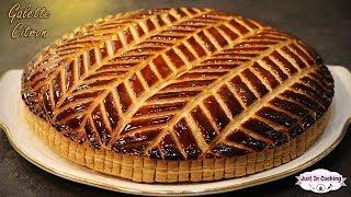 Aujourd'hui je vous propose une recette de galette des rois acidulé...