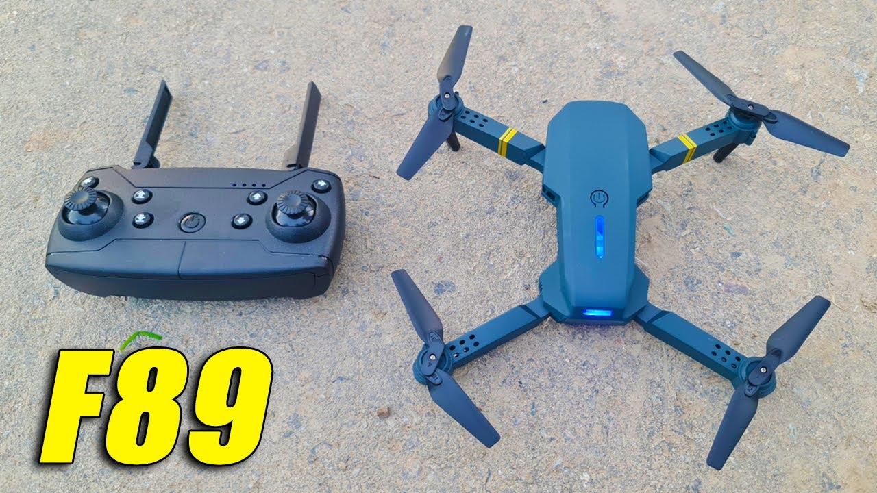 F89 Drone 1920P Pixel Dual-Camera Long Battary  Life Drone Fixed Altitude Rc Drone Dual Camera Drone