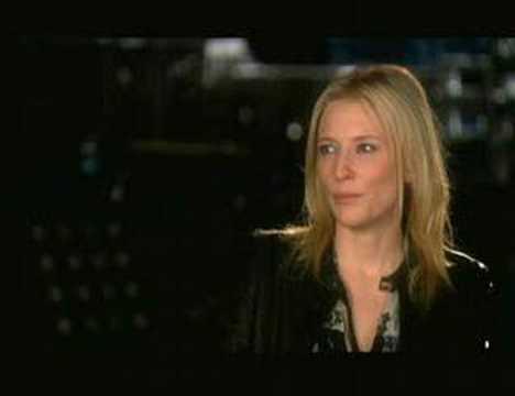 Indiana Jones 4 - Cate Blanchett interview