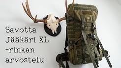 Savotta Jääkäri XL -rinkan testi ja arvostelu