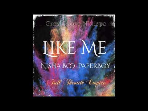 LIKE ME ft Nisha Boo, PaperBoy