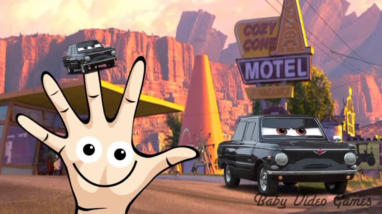 Disney Cars Cartoon Cars Nursery rhyme Baby Nursery Rhymes ...