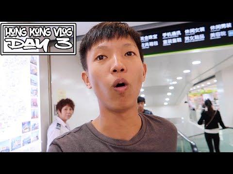 Chinese Citizen កាចៗណាស់ All Friends Eryyyy!!! Hong Kong Vlog 2018 [Day 3]