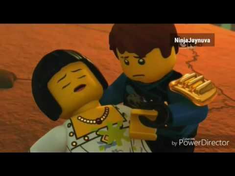 Jay und Nyaund Hicks und Astridvon LEGO Ninjago und von