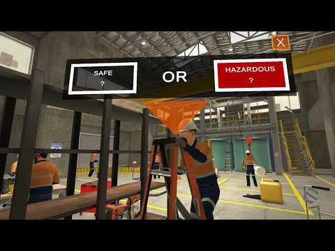 Hazard Awareness VR Training