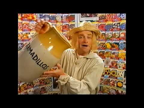 Dime Bar Commercial Armadillos Starring Harry Enfield  1995, UK
