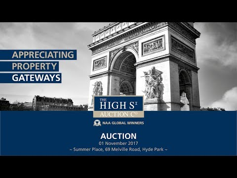 High Street Auctions - 1 November Highlights Reel