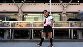 Dance:蕾蕾◇Song:┗|∵|┓金曜日のおはよう−Vocal by 柊優花Ver.− http:/...