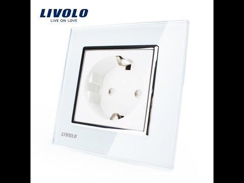Комплект розеток Livolo