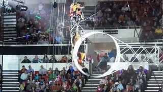 Sky Rider @ Shriner Circus