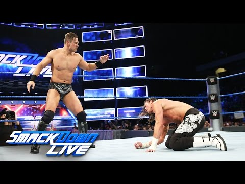 Dolph Ziggler vs. The Miz - Intercontinental Championship Match: SmackDown LIVE, Sept. 20, 2016