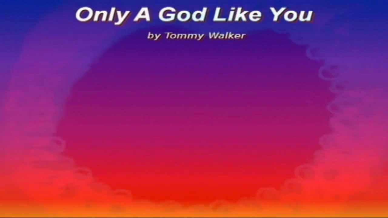 Only a god like you hillsong