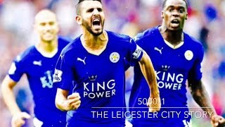5000:1  The Leicester City Story