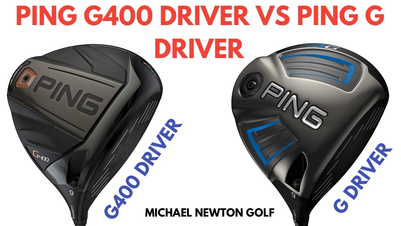 Ping G400 Driver V G Is The New Model Better