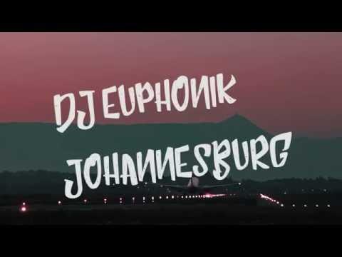 DJ Euphonik. My city. My home.