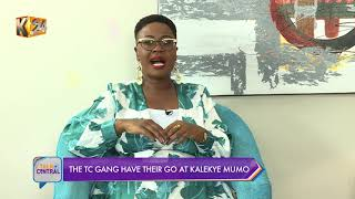 TALK CENTRAL: One on One with Kalekye Mumo part 2