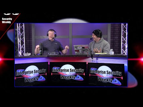 CISCO, SANS, APIS, and Mastering Security in the Zettabyte Era - Enterprise Security Weekly #79