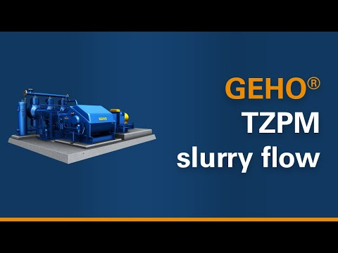 Geho Animation Geho Piston Diaphragm Pump Tpzm Youtube