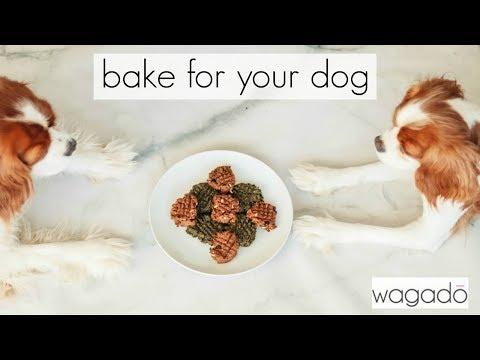 BAKE FOR YOUR DOG WAGADO | Superfood dog treats mix