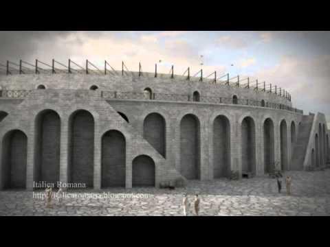 Anfiteatro de Pompeya / Roman Amphitheatre, Pompeii